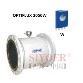 科隆电磁流量计OPTIFLUX2050W