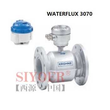 科隆电磁流量计WATERFLUX 3070
