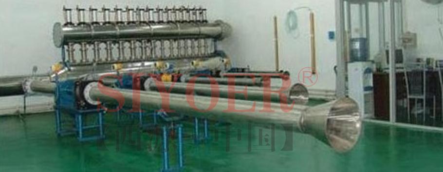 公司气体流量计标定装置